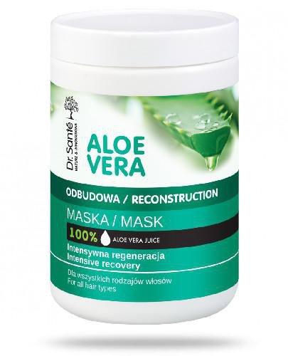 Dr. Sante Aloe Vera maska wzmacniająca 1000 ml