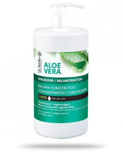 Dr. Sante Aloe Vera odbudowujący balsam do włosów 1000 ml