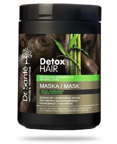 Dr. Santer Detox Hair maska regenerująca 1000 ml