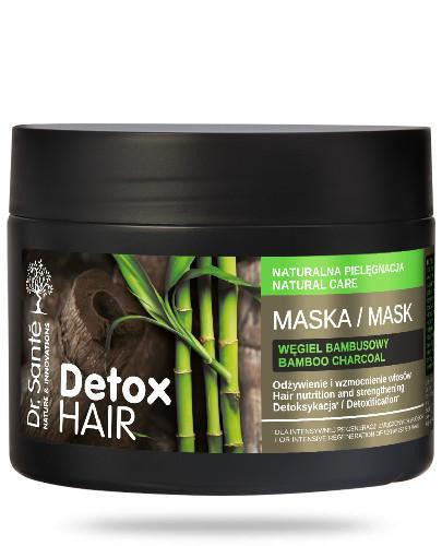 Dr. Santer Detox Hair maska regenerująca 300 ml