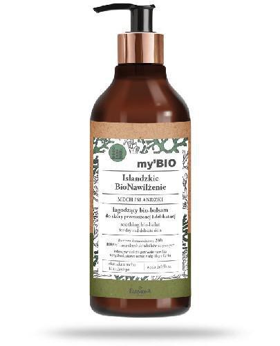 Farmona my'BIO Islandzkie BioNawilżenie łagodzący bio-balsam do skóry przesuszonej i d...