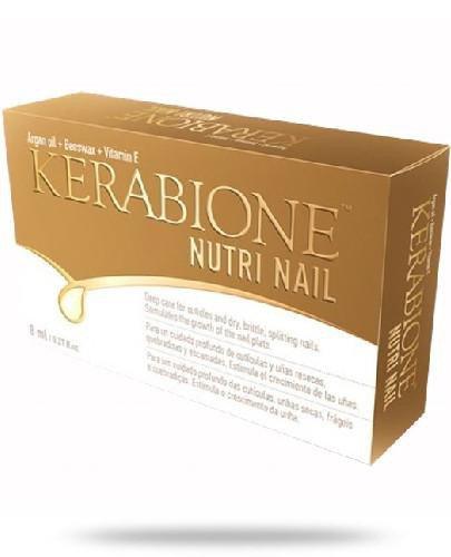 Kerabione Nutri Nail do skórek i paznokci 8 ml