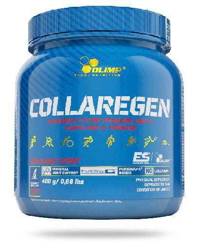 Collaregen o smaku pomarańczowym 400 g