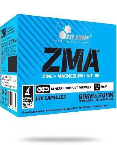 Olimp ZMA 120 kapsułek