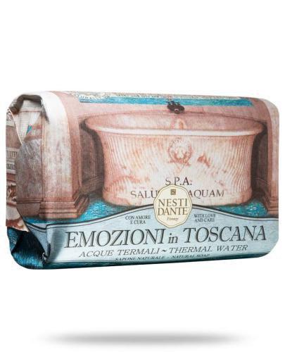 Nesti Dante Emozioni in Toscana Acque Termali naturalne mydło toaletowe 250 g