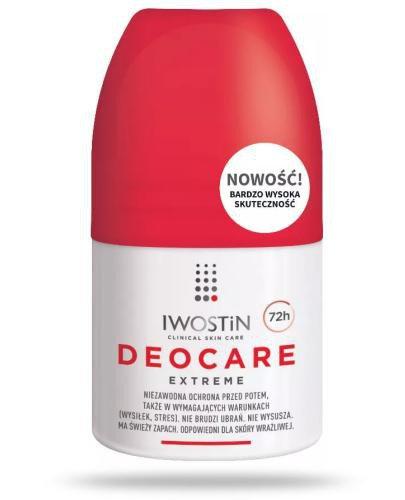 Iwostin Deocare Extreme antyperspirant 50 ml