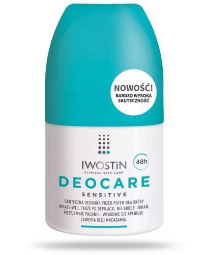 Iwostin Deocare Sensitive antyperspirant 50 ml