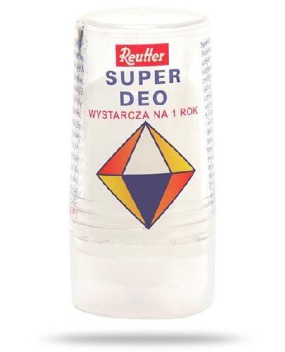 Reutter Super Deo dezodorant w sztyfcie 50 g