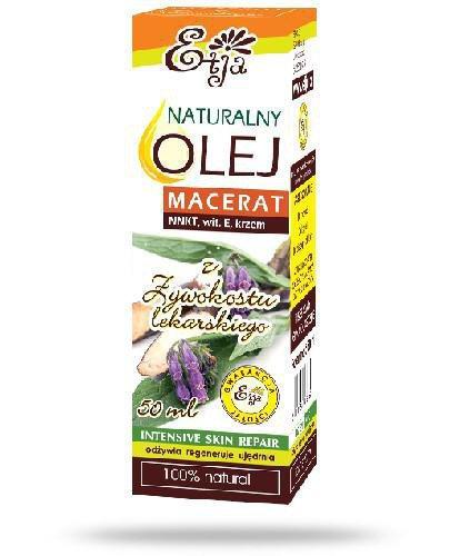 Etja Naturalny olej Macerat z żywokostu lekarskiego 50 ml