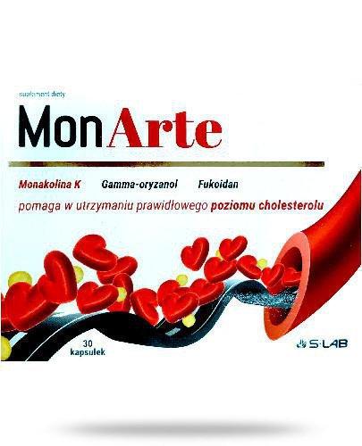 MonArte 30 kapsułek