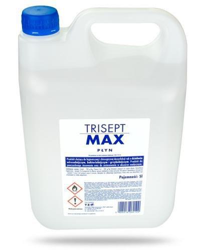 Trisept MAX płyn dezynfekujący 5000 ml