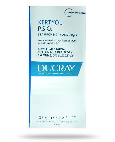 Ducray Kertyol P.S.O. szampon normalizujący 125 ml