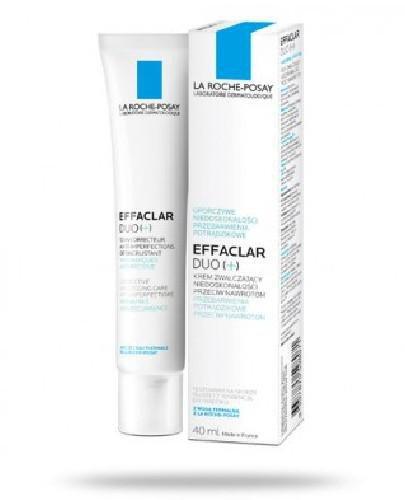 La Roche Posay Effaclar Duo+ krem zwalczający niedoskonałości 40 ml