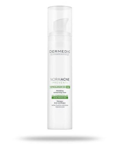 Dermedic Normacne Preventi Krem nawilżająco-regenerujący do skóry trądzikowej 40 ml