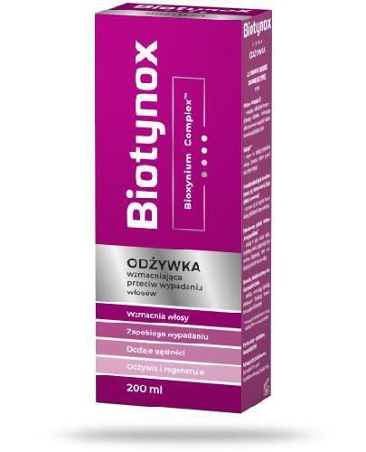 Biotynox odżywka wzmacniająca przeciw wypadaniu włosów 200 ml