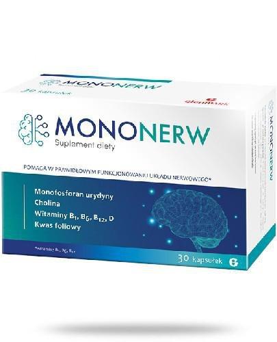 Mononerw 30 kapsułek