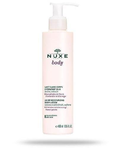Nuxe Body 24-godzinny nawilżający balsam do ciała 400 ml