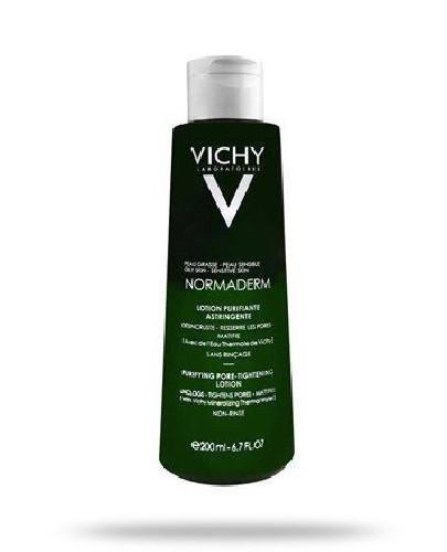 Vichy Normaderm tonik oczyszczający i zwężający pory 200 ml