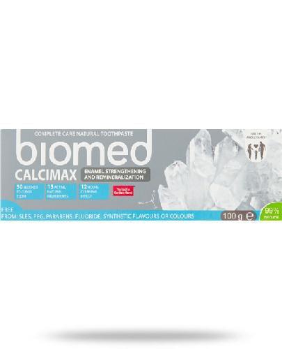 Biomed Calcimax pasta do zębów 100 g