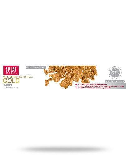 Splat Special Gold pasta do zębów 75 ml