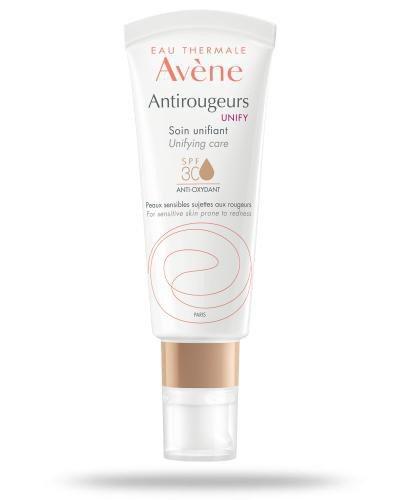 Avene Antirougeurs Unify pielęgnacja wyrównująca koloryt SPF30 40 ml