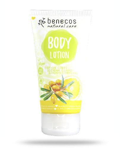 Benecos naturalny balsam do ciała Aloe Vera 150 ml