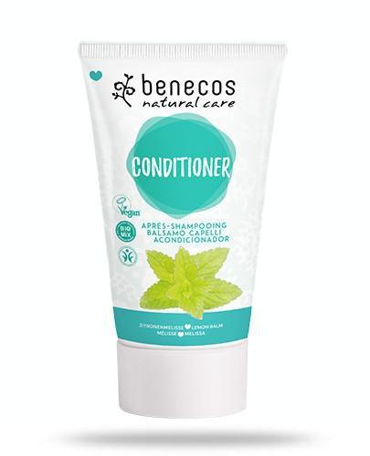 Benecos naturalna odżywka do włosów z Melisą i Olejem Jojoba 150 ml