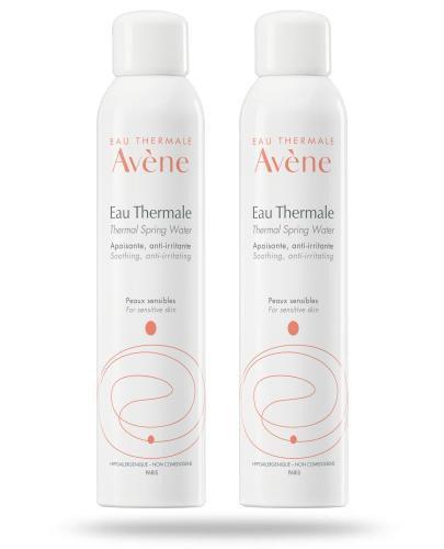 Avene woda termalna w spray'u 2x 300 ml [DWUPAK]