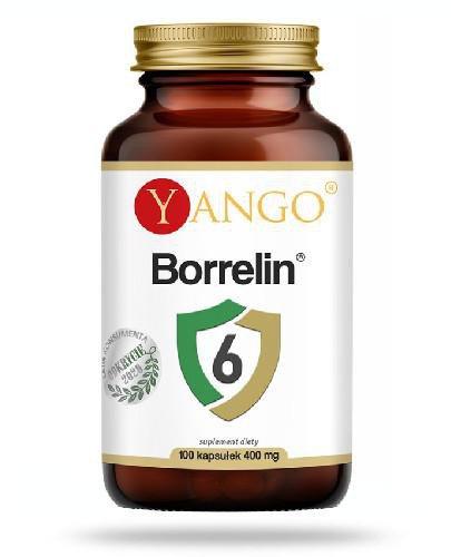 Yango Borrelin 6 100 kapsułek