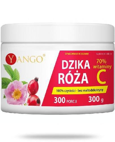 Yango Dzika róża ekstrakt 300 g