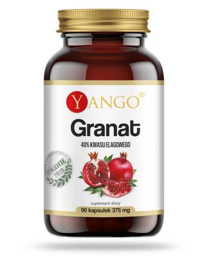 Yango Granat ekstrakt ze skórki 90 kapsułek