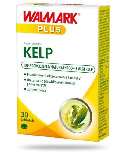 Walmark Plus Kelp 30 tabletek