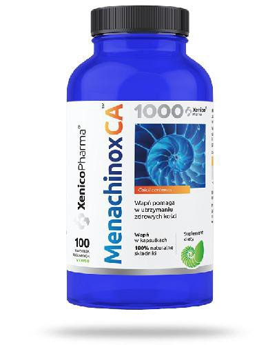 Menachinox CA 1000 100 kapsułek