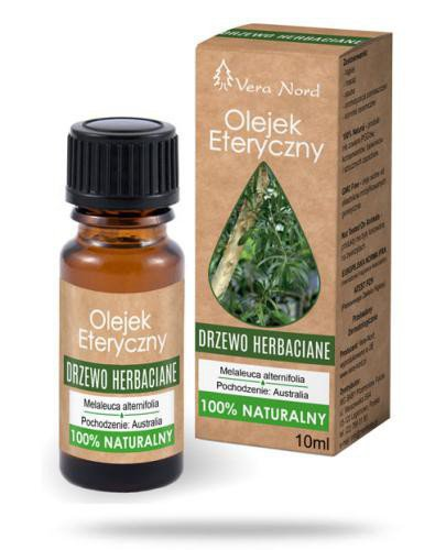 Olejek eteryczny drzewo herbaciane 10 ml Vera Nord