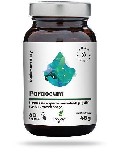 Aura Herbals Paraceum 60 kapsułek