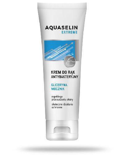 Aquaselin Extreme antybakteryjny krem do rąk 100 ml