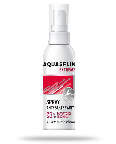 Aquaselin Extreme spray antybakteryjny 50 ml