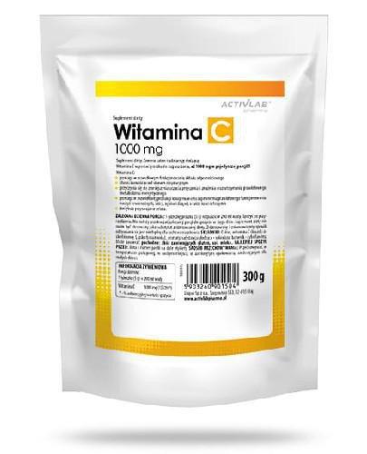 ActivLab Witamina C 1000mg 300 g