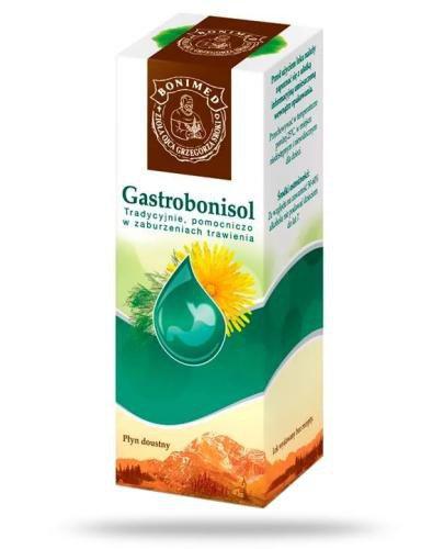 Gastrobonisol poprawa trawienia płyn doustny 100 g