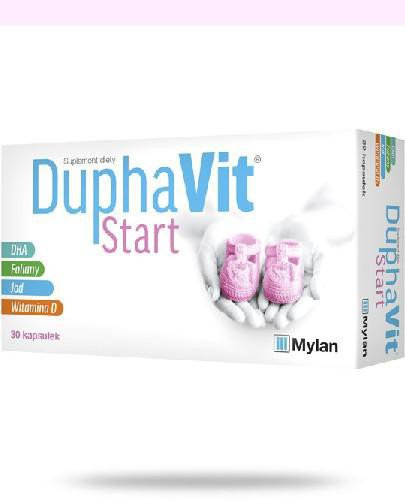 DuphaVit Start 30 kapsułek