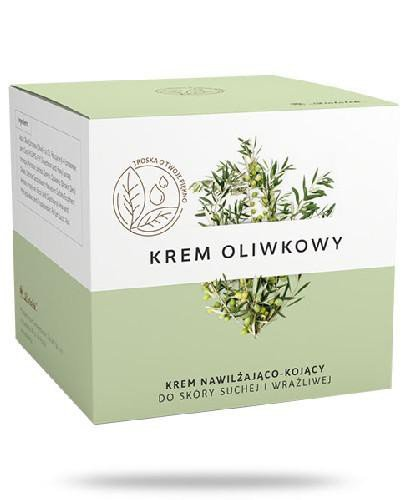 Ziołolek krem oliwkowy 50 ml
