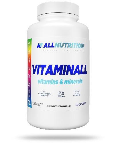 Allnutrition Vitaminall witaminy i minerały 60 kapsułek