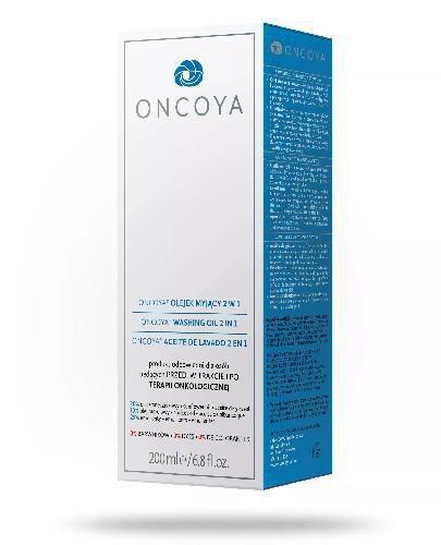 Oncoya olejek myjący 2w1 200 ml