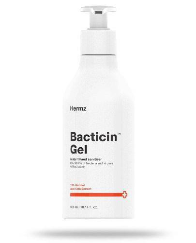 Bacticin Gel antybakteryjny żel do rąk 300 ml
