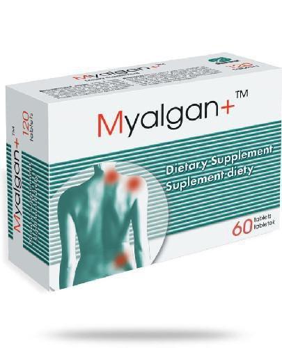 Myalgan+ 60 kapsułek