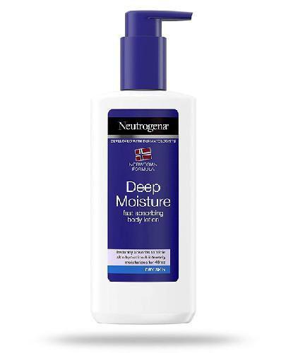 Neutrogena Deep Moisture balsam do ciała 400 ml