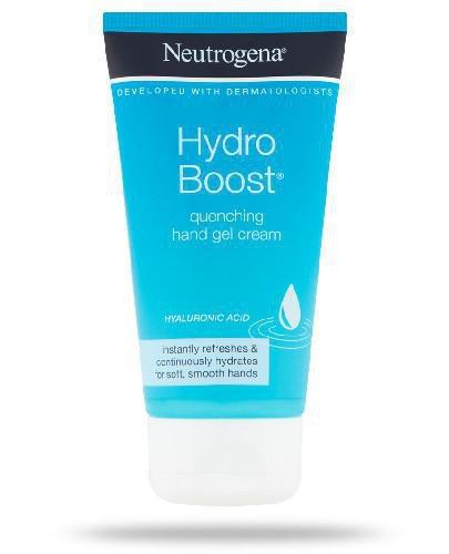 Neutrogena HydroBoost żelowy krem do rąk 75 ml