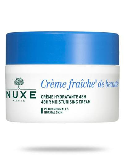 Nuxe Creme Fraiche de Beaute krem nawilżający do skóry normalnej 50 ml