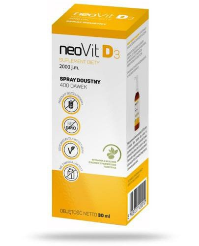 NeoVit D3 2000j.m. spray doustny 30 ml