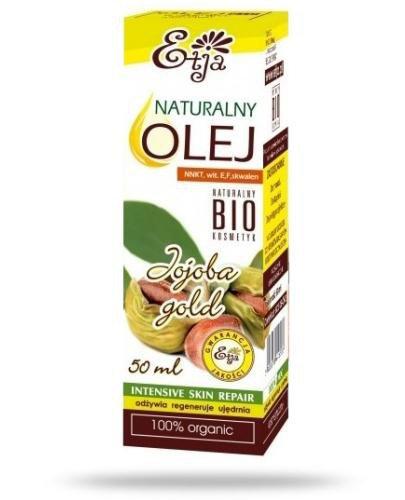 Etja Naturalny olej jojoba gold BIO 50 ml